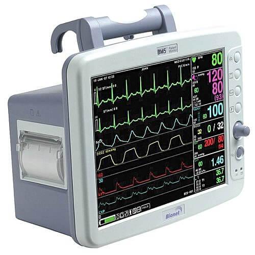 Монитор пациента BM5 Bionet