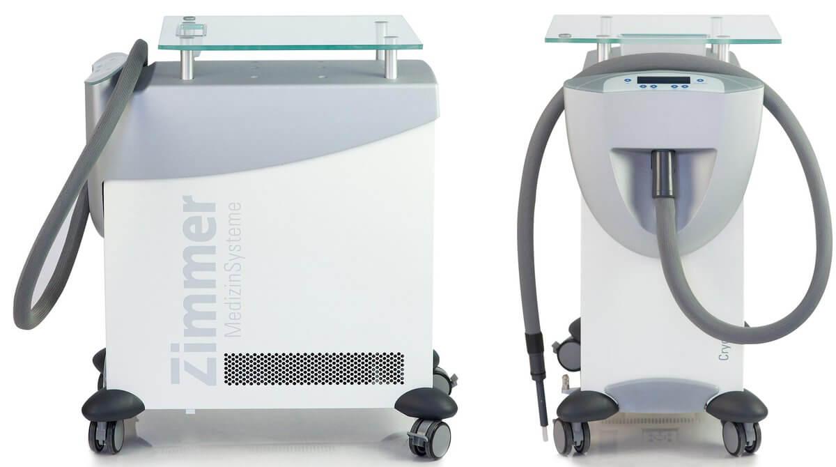 Аппарат для криотерапии Zimmer Cryo 6 (−40 °C)