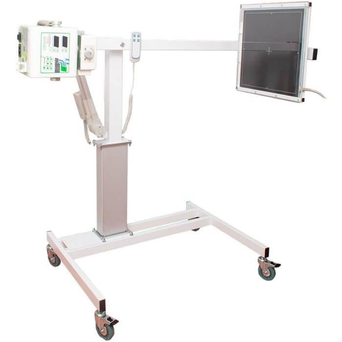 Мобильный цифровой рентген Econet MeX+100