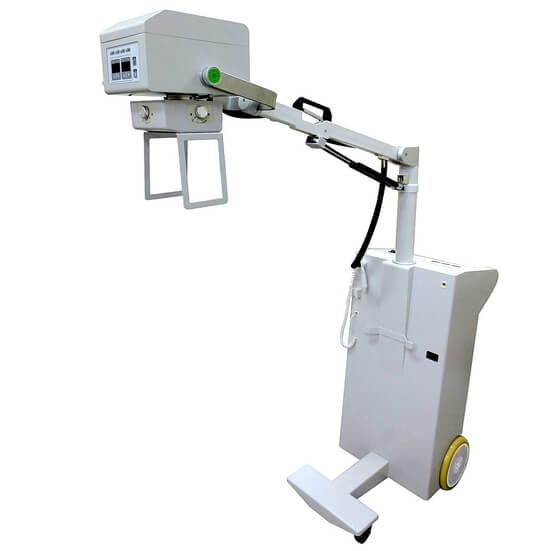 Мобильный рентгеновский аппарат EPX-F2800 EcoTron - в наличии на складе!