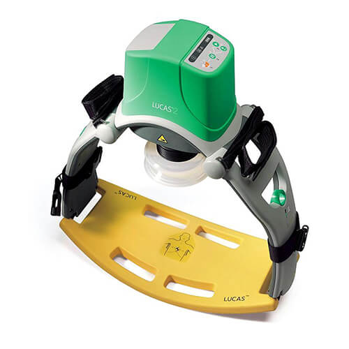 Автоматическая система для сердечно-легочной реанимации Lukas 2