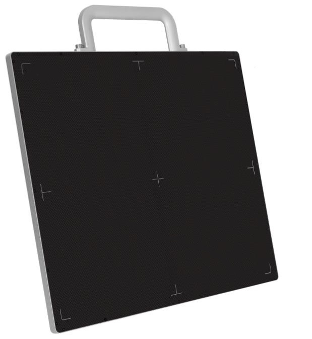 Палатный рентген аппарат EPX-F2800 EcoTron - цифровой детектор