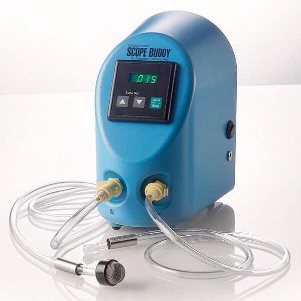 Scope Buddy - устройство для промывки эндоскопов