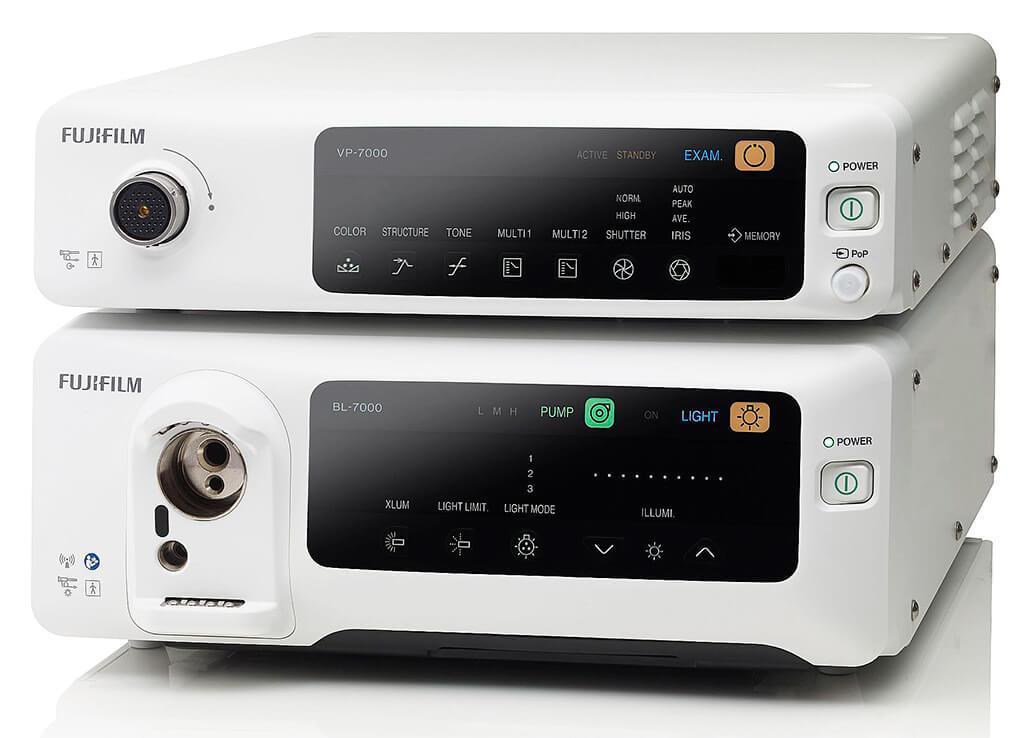 Купить видеоэндоскопическую систему 7000 Fujifilm - цена по запросу